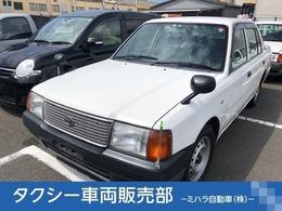 トヨタ コンフォート LPGタクシー車両