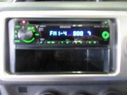 シンプルで操作簡単CDチューナー!