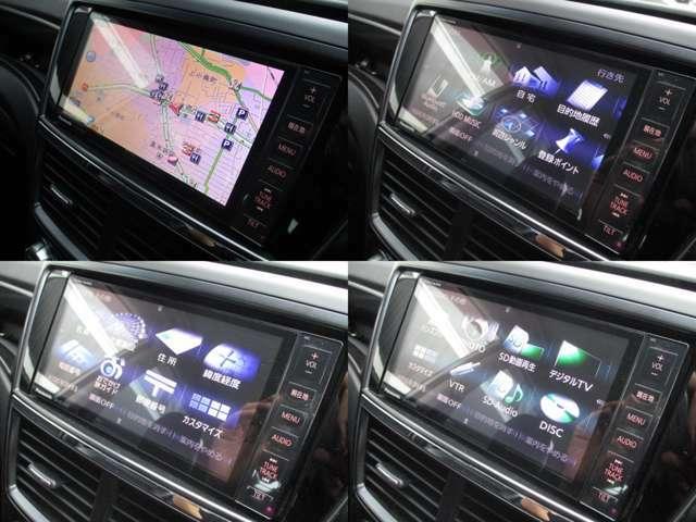 HDD装着済みになります♪ フルセグ DVD再生 ミュージックサーバー Bluetooth接続可能です☆