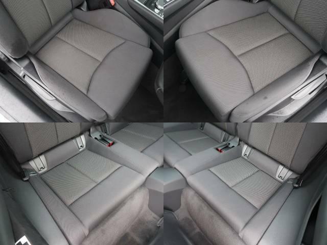 ●シートの使用感:破れ・へたりもなく、ご覧の通りきれいな状態を維持しております。また、室内クリーニング・コーティングもご用命いただけます。