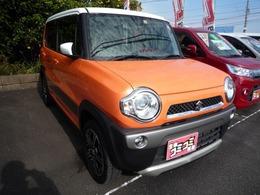 スズキ ハスラー 660 X オレンジ2トン