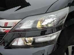 ゴールデンアイズ専用ゴールドメッキヘッドライトユニット搭載♪ グレード専用装備となります♪ とても豪華な仕上がりです♪