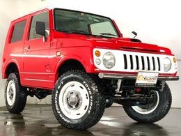 スズキ ジムニー 660 ワイルドウインド 4WD EN-リフトアップカスタム/下回り防錆施工