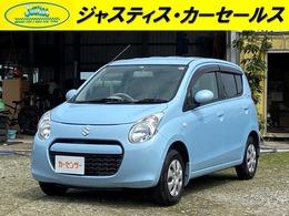 スズキ アルト 660 G ナビ・ワンセグTV・CD・ETC・キーレス