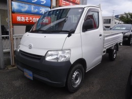 トヨタ タウンエーストラック 1.5 DX シングルジャストロー 三方開 社外CDオーディオ ETC