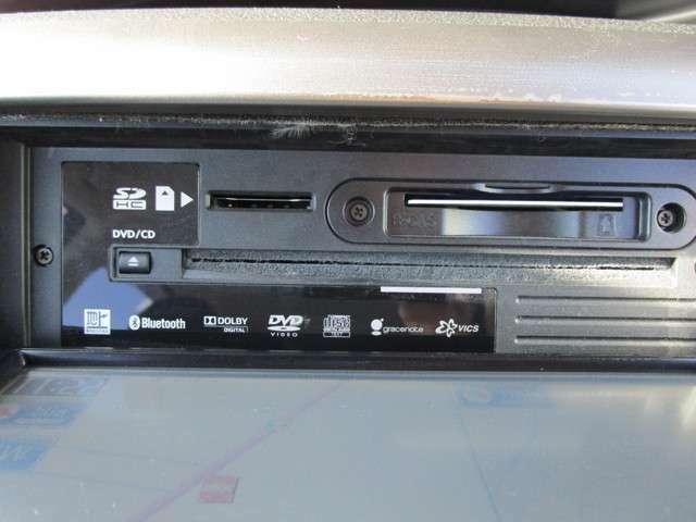 DVD再生&CD!SDHC!Bluetooth接続!