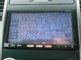 日産純正ナビゲーションMP311D-A。目的地までしっかり案内してくれる事はもちろんですが今や車内を楽しく過ごすためのアイテムとしても欠かせなくなっています。