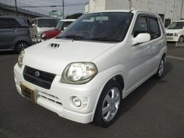 スズキ Kei 660 スポーツ 車検整備付 CD エアロ アルミホイール