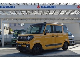 スズキ スペーシア 660 ギア ハイブリッド XZターボ 4WD デュアルセンサーブレーキサポートPスラD