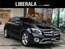 メルセデス・ベンツ GLAクラス GLA220 4マチック 4WD レーダーセーフティーPKG 黒革 キーレスGO