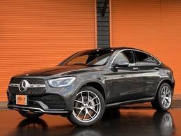 メルセデス・ベンツ GLCクーペ 300 4マチック AMGライン 4WD 正規D車AMGエアロ&20AWガラスSRナビTV現行