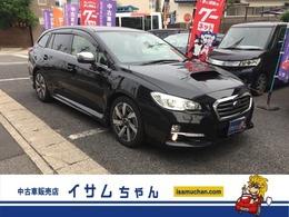 スバル レヴォーグ 1.6 GT アイサイト 4WD 禁煙車 純正ナビ TV Bカメラ Aストップ ETC
