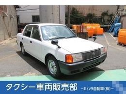 トヨタ コンフォート タクシー LPG