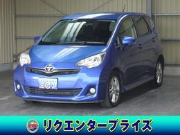 トヨタ ラクティス 1.5 S スマートキー/ナビ/Bカメラ/TV/DVD再/ETC