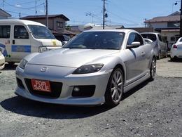 マツダ RX-8 タイプS 6速マニュアル・TEIN車高調