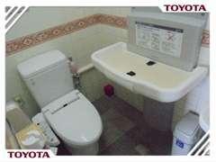 女性トイレにはおむつ交換台も完備しておりますので、赤ちゃん連れのお母様も安心してご来店いただけます★