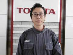 中古車担当の田山と申します。初めておクルマを持つお客様でも安心してカーライフを楽しめるよう、些細なことでもお任せ下さい!