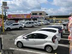 中古車、新車販売や新車リースまで、幅広くご対応しております!!