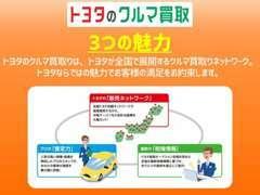 ☆トヨタのクルマ買取☆買取、下取などクルマを売りたいお客様、是非ご相談ください。