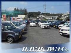 <安心車検・充実メンテナンス> 販売車は全て整備点検・保証付き!販売後のアフターメンテナンスを大切にしています。