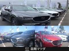 ディーラーならではの高品質な下取り車をはじめ、軽自動車からRV車まで豊富な品揃えでご要望にお応え出来るよう努めております。