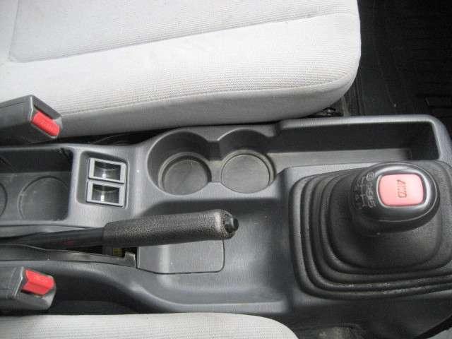4WDはシフトについており、ワンプッシュです。