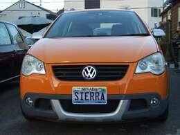 2008年式VWクロスポロとなっております。