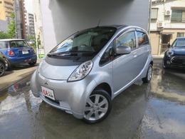 三菱 アイ・ミーブ(軽) G SDナビゲーション禁煙車 急速充電