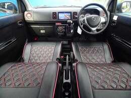◆革調シートカバー ◆運転席シートヒーター