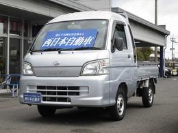 ダイハツ ハイゼットトラック 660 ジャンボ 3方開 4WD 4WD・ヘッドライトレベライザー