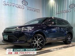 トヨタ ハリアーハイブリッド ハリアーH/V プログレス 4WD