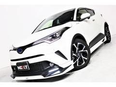 トヨタ C-HR の中古車 ハイブリッド 1.8 G LED エディション 大阪府門真市 250.0万円