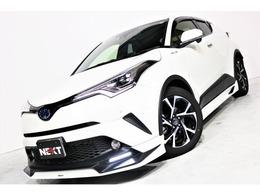 トヨタ C-HR ハイブリッド 1.8 G LED エディション ワンオーナー 禁煙車 TRDフルエアロ