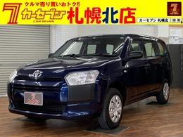 トヨタ プロボックスバン 1.5 DX コンフォート 4WD キーレスカーナビドラレコETC荷室拾い