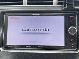 「カーナビ」 アルパイン製ナビ付きで知らない土地のドライブも安心!CD、DVD、TVも楽しめます♪
