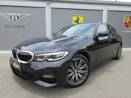 BMW 3シリーズ 320d xドライブ Mスポーツ ディーゼルターボ 4WD インテリジェントセーフティ Pトランク