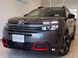 シトロエン C5エアクロスSUV シャイン 新車保証継承ガソリン半革追従内外装除菌済