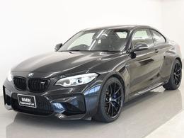 BMW M2クーペ エディション ブラック シャドウ M DCT ドライブロジック 後期 黒革 LED シートヒーター Mパフォ19AW