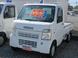 スズキ キャリイ 660 KCエアコン・パワステ 3方開 4WD 車検整備付き