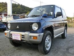 三菱 パジェロミニ 660 XR-I 5速マニュアル ETC