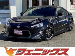 トヨタ 86 2.0 GT 6MTモデリスタ&TRDエアロ車高調HID