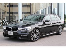 BMW 5シリーズツーリング 523d Mスポーツ ディーゼルターボ 認定中古車 純正ナビ 禁煙車 ワンオーナ