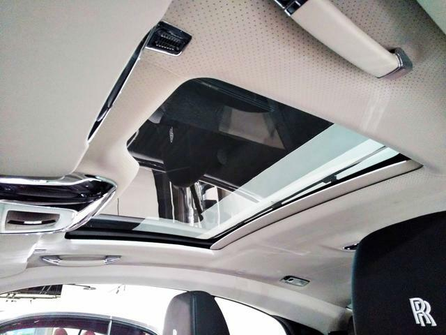 Fixed Glass Roof