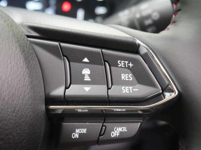 ●快適装備の【レーダークルーズコントロール】搭載車輌 長距離ドライブの必需品☆ハンドル操作のみで高速巡航が可能な装備です☆レーダー付きですので前方の車輌に追従致します。