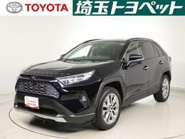 トヨタ RAV4 2.0 G Zパッケージ 4WD 4WD トヨタ認定中古車