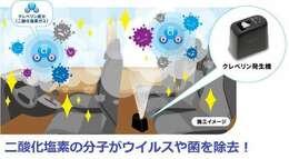 安心の車内クレベリン消毒済!弊社ショールームも徹底的に除菌対策しております!
