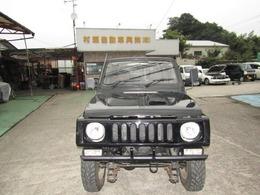 スズキ ジムニー 660 ワイルドウインド リミテッド 4WD Tベル交換済 エアクリマフラーラジエタ
