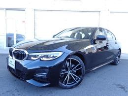 BMW 3シリーズ 320i Mスポーツ 19AWガラスSR黒革コンフォ-トP認定中古車