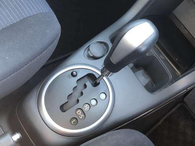CVT(無段階変速機)がスムーズな加速と燃費向上にひと役買ってくれそうです。