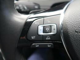 ●アダプティブクルーズコントロール(ACC)『前の車との車間距離を一定にとりつつ、一定速度で自動走行してくれる次世代のクルーズコントロール!主に高速道路や自動車専用道路で使用する便利な機能です!』